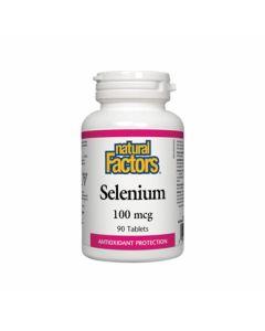 Natural Factors - Selenium 100mcg