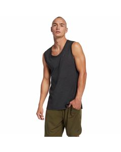 Nike Men Breathe Tank Hyperdry - Black Heather