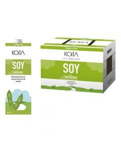 Koita - Non-GMO Soy Milk - 1L - Box Of 12