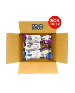 Novo Wafer Variety pack Box Of 12