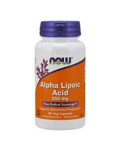 Now - Alpha Lipoic Acid 250 mg