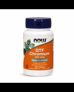 Now GTF Chromium 200 mcg