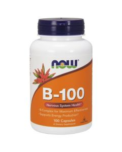 Now B-100 Nervous System Health