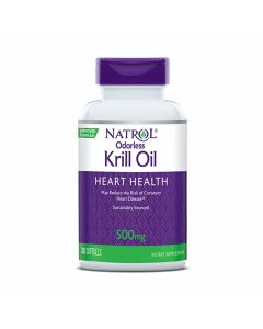 Natrol Odorless Krill Oil