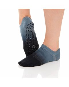 Great Soles - Ombre Dusk Grip Sock - Dusk