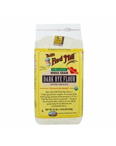 Bobs Red Mill Organic Dark Rye Flour