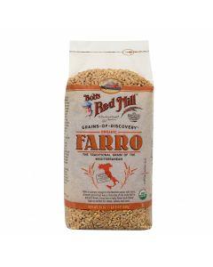 Bobs Red Mill Organic Farro