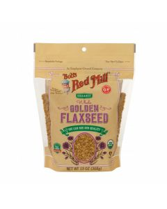 Bobs Red Mill Organic Golden Flaxseeds