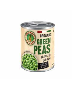 Organic Larder Green Peas in Brine