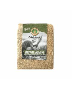 أورجانيك لاردر - أرز الياسمين الأسمر
