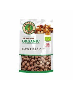 Organic Larder Raw Hazelnut