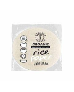 أورجانيك لاردر - ورق الأرز