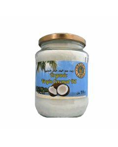 Organic Larder Extra Virgin Coconut Oil