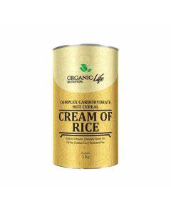 Organic Life Nutrition Cream Of Rice