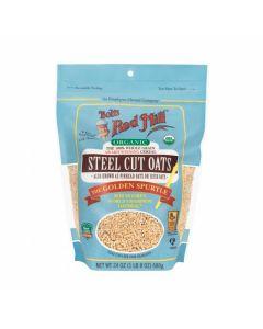 Bobs Red Mill Organic Steel Cut Oats