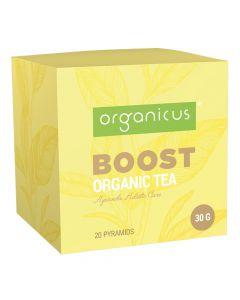 Organicus - Boost Organic Tea - Caffeinated