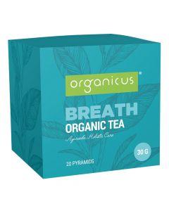 Organicus - Breath Organic Tea - Non Caffeinated