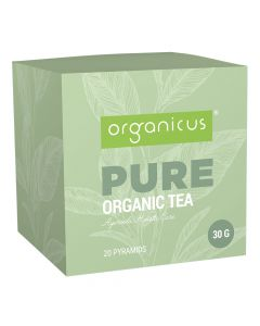 Organicus - Pure Organic Tea - Caffeinated