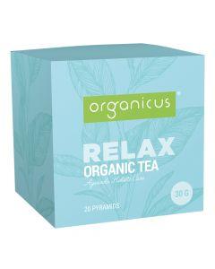 Organicus - Relax Organic Tea - Non Caffeinated