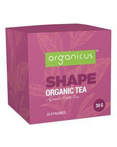 Organicus - Shape Organic Tea - Caffeinated