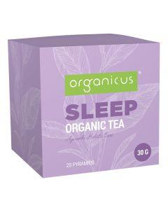 Organicus - Sleep Organic Tea - Non Caffeinated