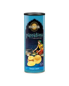 Hunter's Gourmet Pappadums Petite Lentil Chips