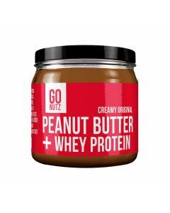Go Nutz - Whey Protein Peanut Butter