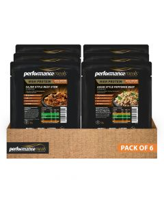 Performance Meals - Variety Pack - Box Of 6