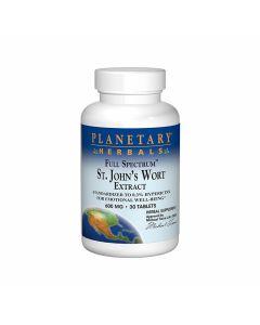 Planetary Herbals St Johns Wort Extract Full Spectrum 600 mg