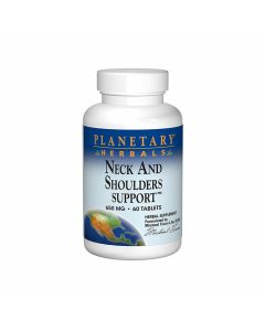 Planetary Herbals Neck and Shoulders Support 650 mg