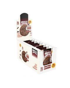 Muscle Cheff - Protein Cookie - Double Chocolate Chip - Box of 12