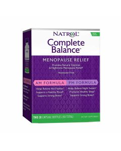 Natrol Complete Balance For Menopause AM/PM