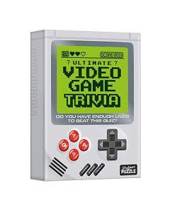 Professor Puzzle Video Game Trivia