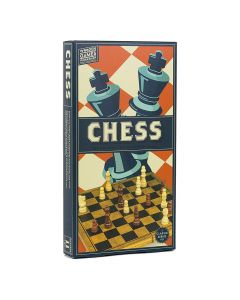 Professor Puzzle Wooden Chess Board Game