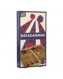 Professor Puzzle Wooden Backgammon Board Game