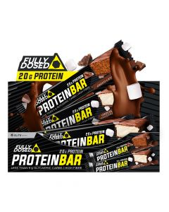 Fully Dosed - Protein Bar - Box of 15