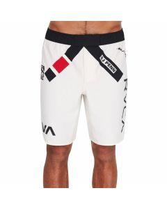 RVCA - BJ Penn Legend Short - White