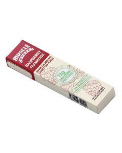 Muscle Cheff - Raspberry Framboise - White Chocolate