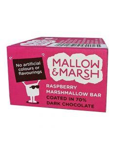 Mallow & Marsh - Raspberry Marshmallow Box of 12