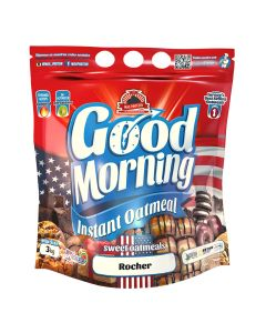 Max Protein - GOOD MORNING Instant Oatmeal