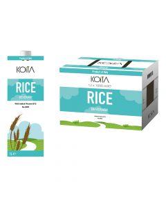 Koita - Rice Milk (No-GMO) - 1L - Box Of 12