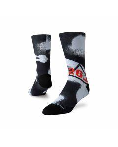 Stance - Marathon Lite Run Socks - Black