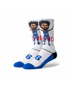 Stance - Embiid Big Head Socks - Blue