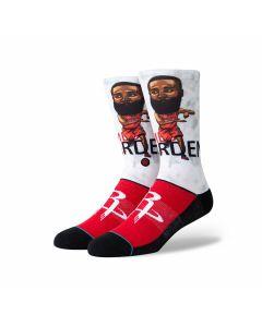 Stance - Harden Big Head Socks - Red
