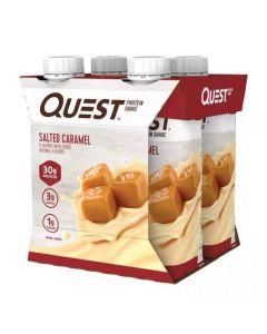 كويست - بروتين شيك - صندوق 4 علب