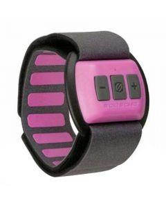 Scosche - Rhythm - Bluetooth Armband Pulse Monitor - Pink