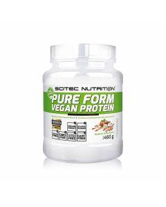 Scitec Nutrition - Pure Form Vegan Protein