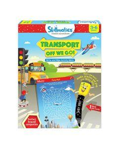 Skillmatics - Transport Off We Go