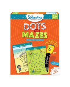 Skillmatics - Dots and Mazes