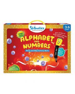 Skillmatics - Alphabet and Numbers Combo